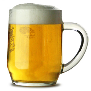Haworth Beer Tankards 10oz / 280ml