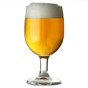 Princesa Stemmed Beer Glasses 11.6oz / 330ml