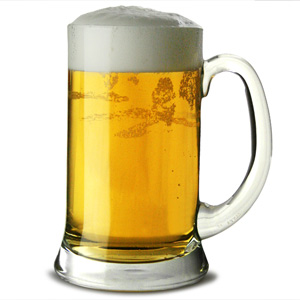 Icon Pint Glass Tankards CE 20oz / 568ml