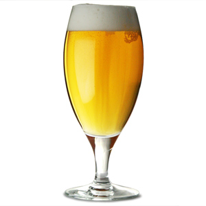 Sensation Stemmed Beer Glasses 11.3oz / 320ml