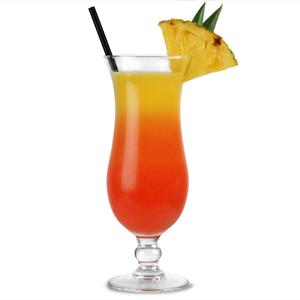 Hurricane Cocktail Glasses 155oz 440ml Pack Of 6