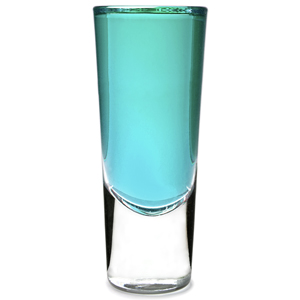 Fill to Brim Shooter Glasses CE 1.8oz / 50ml & LCE at 25ml