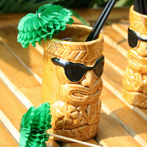Miniman Tiki Mug 4.5oz / 130ml