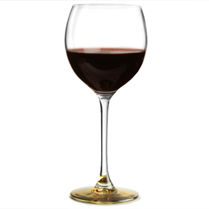 LSA Coro Gold Wine Glasses 14oz / 400ml