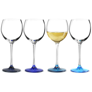 LSA Coro Lagoon Wine Glasses 14oz / 400ml