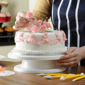 Mason Cash Cake Decorating Turntable 28cm