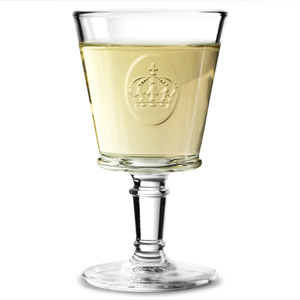 La Rochère Crown Stemmed Glasses 8.8oz / 250ml