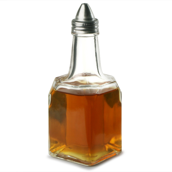Glass Vinegar Bottle | Drinkstuff