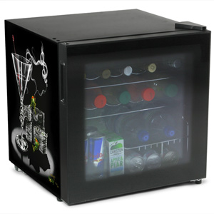 Image of Customised LEC Wine & Beer Chiller (Set of 4 - Double Sided Print)