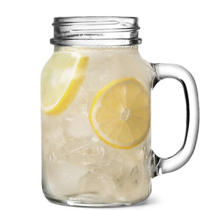 Mason Drinking Jar Glasses 20oz / 568ml