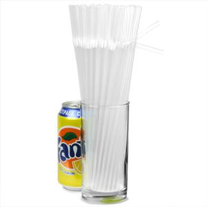 Crystal Bendy Straws 9.5inch