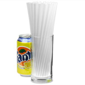 Jumbo Straws 8inch Clear