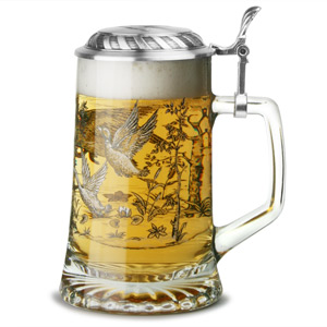 Sternbodenseidel Duck Beer Stein 17.6oz / 500ml