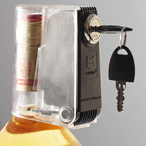 Tantalus Bottle Lock
