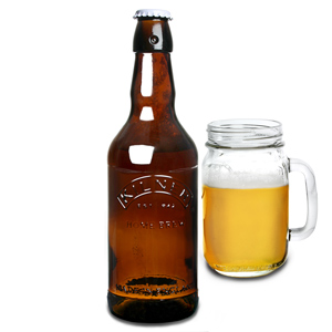 Kilner Home Brew Bottle 500ml