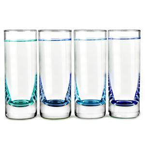 LSA Coro Shot Glasses Lagoon 2.8oz / 80ml