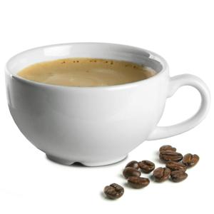 Churchill White Beverage Cappuccino Cup 7.5oz / 210ml