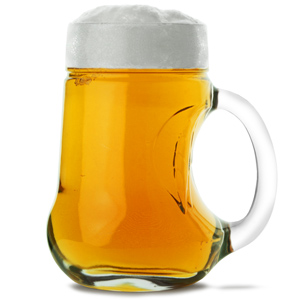 Mostkanne Birne Beer Tankard 17.5oz / 500ml