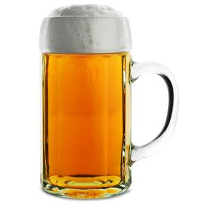 Ecken Beer Stein 35oz / 1ltr