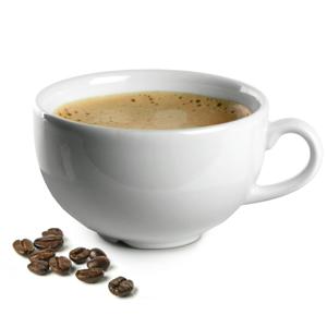 Churchill White Beverage Cappuccino Cup 12oz / 340ml
