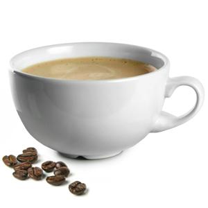 Churchill White Beverage Cappuccino Cup 16oz / 450ml