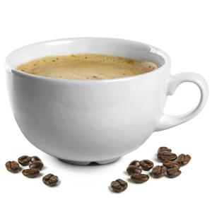 Churchill White Beverage Cappuccino Cup 17.5oz / 500ml