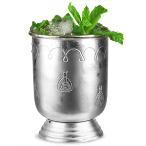 Prince Julep Cup Silver Plated 12.3oz / 350ml