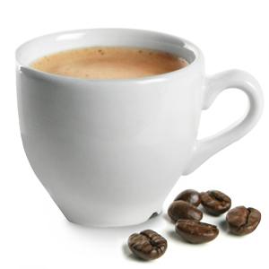Churchill White Beverage Espresso Cup 3.5oz / 100ml