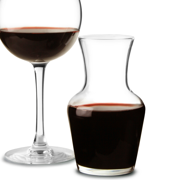 vin carafe 250ml arcoroc wine decanter water carafes buy at drinkstuff. Black Bedroom Furniture Sets. Home Design Ideas