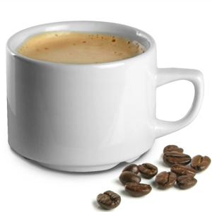 Churchill White Maple Breakfast Cup CBM 10oz / 28cl
