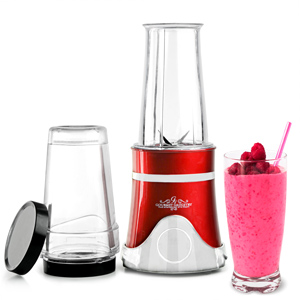Retro 3 in 1 Drinks Maker: Milkshake, Cocktail & Smoothie Maker