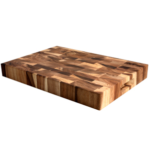 Baroque End Grain Rectangular Board 45 x 30cm