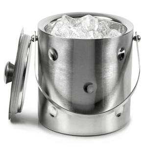 Apollo Stainless Steel Double Wall Ice Bucket
