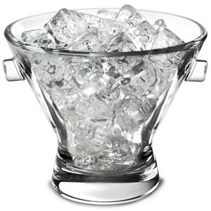 Urban Bar Classic Range Glass Ice Bucket