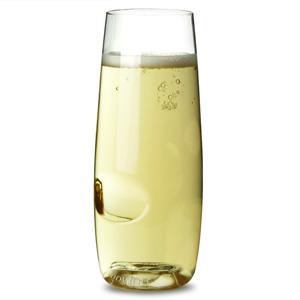 GoVino Plastic Champagne Flutes 8oz / 230ml