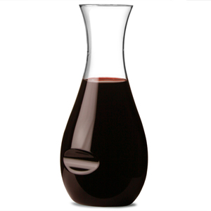 GoVino Plastic Wine Decanter 28oz / 795ml