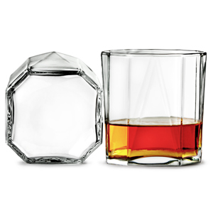 Prism Double Old Fashioned Glasses 11oz / 330ml