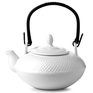 Oriental Tea Pot 35oz / 1ltr