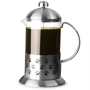 Apollo Coffee Plunger Cafetiere 8 Cup