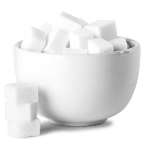 Churchill White Sandringham Sugar Bowl B35