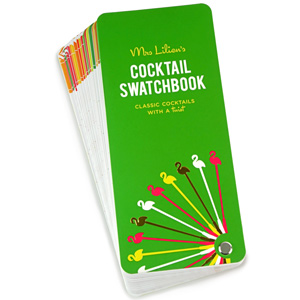 Mrs. Lilien's Cocktail Swatch Book