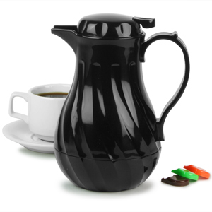 Connoisserve Coffee Pot Black 20oz / 0.6ltr