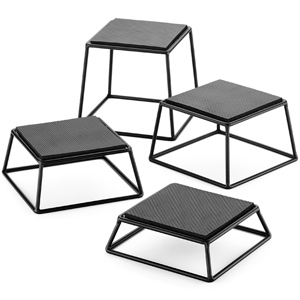 Square 4 Piece Riser Set