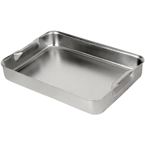 Aluminium Baking Dish with Handles 470mm