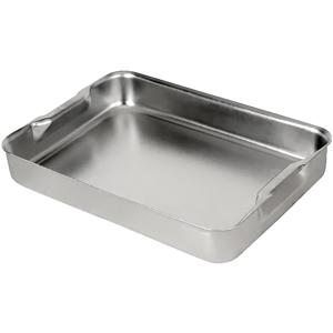 Aluminium Baking Dish with Handles 470mm