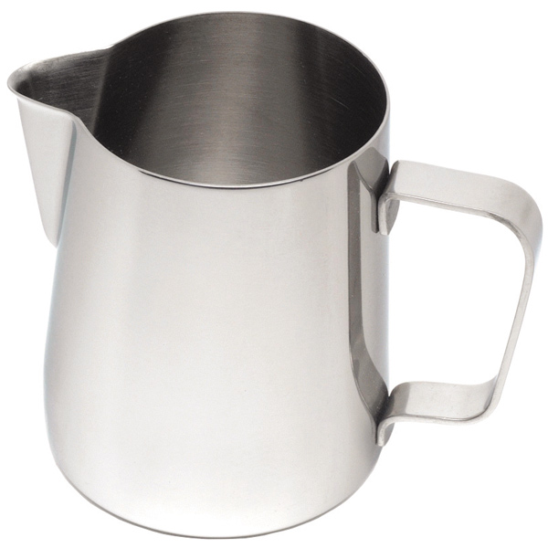 frothing jugs 32oz 900ml milk frothing jug stainless. Black Bedroom Furniture Sets. Home Design Ideas