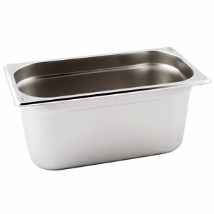 Gastronorm Pan 1/3 One Third Size 150mm Deep