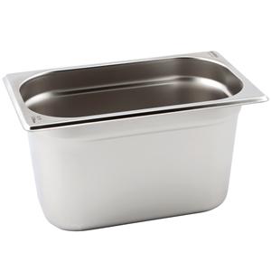 Gastronorm Pan 1/4 Quarter Size 150mm Deep