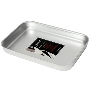 Genware Aluminium Bakewell Pan 31.5 x 21.5 x 4cm