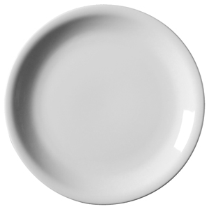 Royal Genware Narrow Rim Plates 22cm